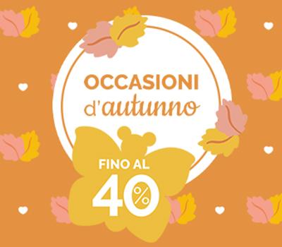 Occasioni<br>d'autunno