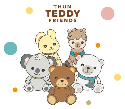 Siamo i<br>Teddy Friends