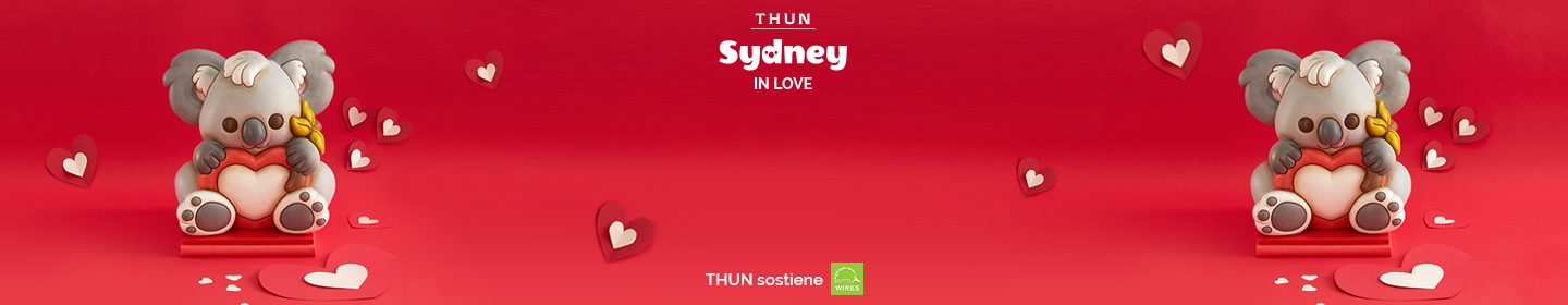 New Sydney in love