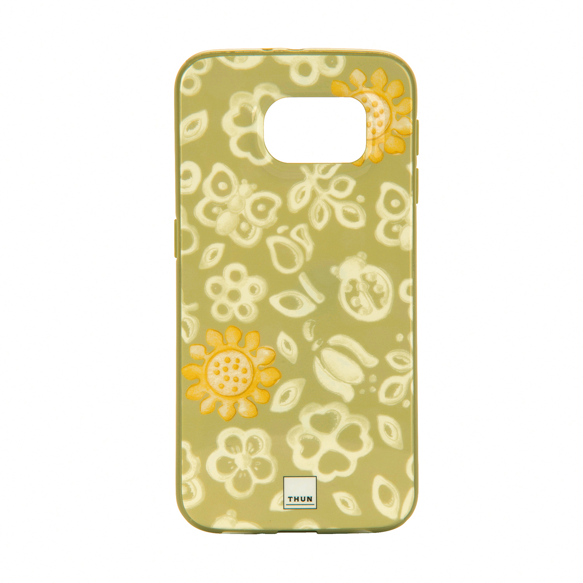 Cover Samsung® S6 Sunflower