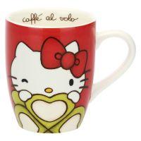 Mug Hello Kitty® THUN with four-leaf clover