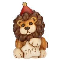 Lion happy new year 2019