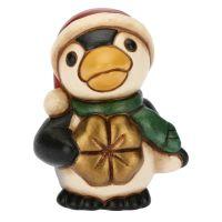 Mini pinguino portafortuna