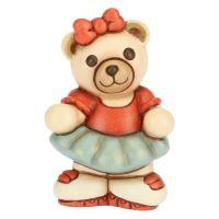 Teddy auf Rollschuhen Mädchen
