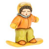 Bimbo snowboard piccolo