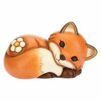 Small lying fox