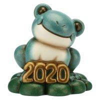 Frog Happy New Year 2020