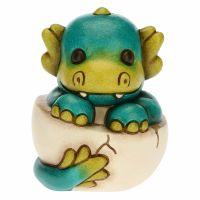Baby Drachen Grün