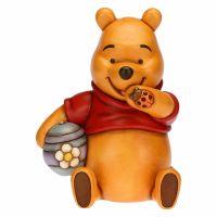 Winnie The Pooh goloso THUN Disney® con coccinella portafortuna