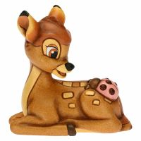 Bambi THUN Disney® tenero con coccinella rosa portafortuna
