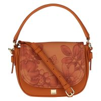 """Small """"Savana story"""" bag in faux leather"""