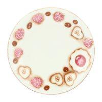 "Dessert plate ""New sweet cake"""
