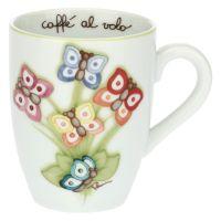 """Farfalle in Festa"" mug"