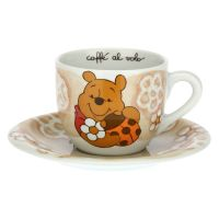 THUN Disney® Winnie The Pooh cup with lucky ladybird
