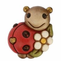 Country ladybird magnet