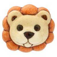 Lion Basic single earring