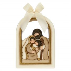 Holy Family wall plaque