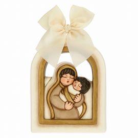 Dekoform Maria mit Jesuskind