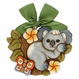 Decorative Plaque - Koala Adelaide