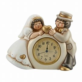 Newlyweds clock
