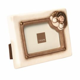 Angel photo frame 10.5 x 7 cm