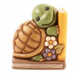 Left bookend turtle