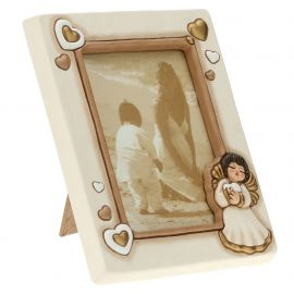 Angel wall/table photo frame 17 x 12.5 cm