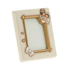 Medium newlyweds wall/table photo frame