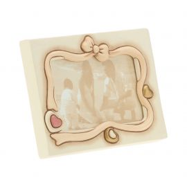 Medium wall/table photo frame heart