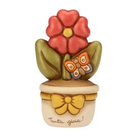 Pot With Primrose