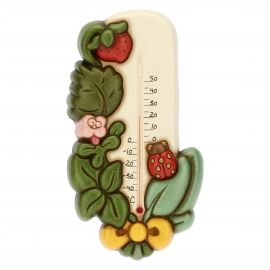 """Home Sweet Home"" ceramic wall thermometer"
