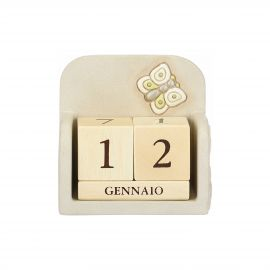 Perpetual Table Calendar Prestige Light