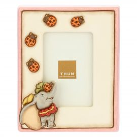 Vertical pink photo frame Dumbo 7x10,5 cm THUN Disney®