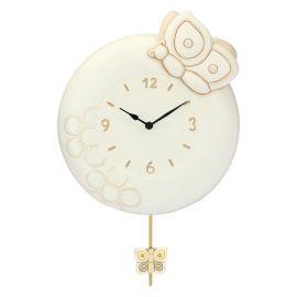 Elegance pendulum wall clock