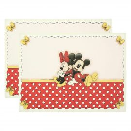 Set 2 placemats Minnie THUN Disney®