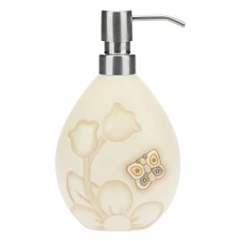 Elegance ceramic soap dispenser