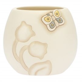 Elegance ceramic toothbrush holder
