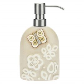 Prestige ceramic soap dispenser
