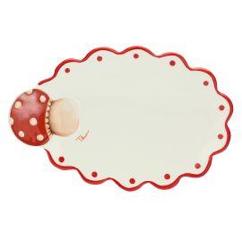 """Small plate """"Frutti rossi"""""""