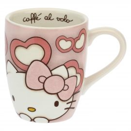 THUN Hello Kitty® mug with hearts