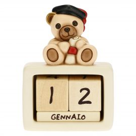 Calendario perpetuo da tavolo in ceramica Laurea unisex