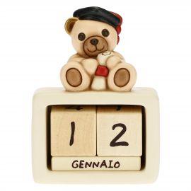 Unisex Graduation ceramic perpetual desk calendar