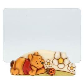 THUN Disney® Winnie The Pooh glass photo frame; photo format 14x7 cm