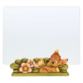 THUN Disney® Bambi glass photo frame, format 10x15 cm
