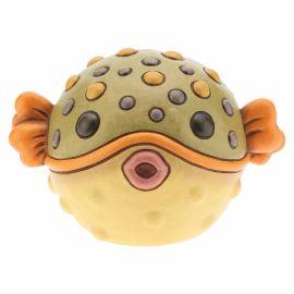 Pesce istrice medio