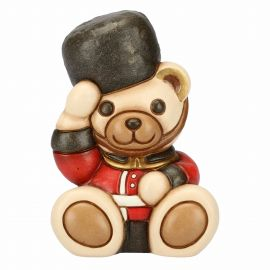 Small Teddy in London