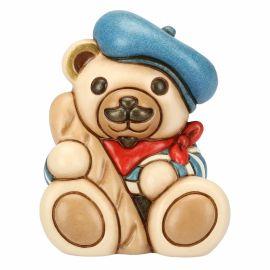 Small Teddy in Paris