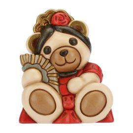 Small Teddy in Madrid