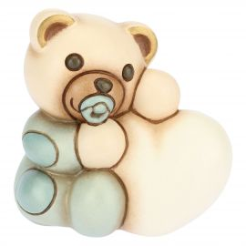 Boy Teddy with customizable heart