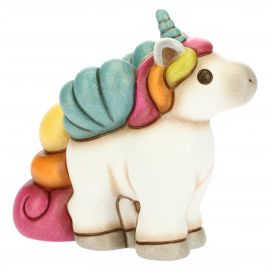 Small posing unicorn